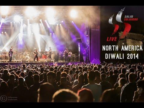 SALIM - SULAIMAN | Live in North America | Promo