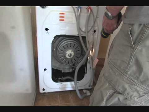 SAMSUNG Silvercare Front Load Washer will not drain problem - (