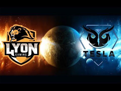 Tesla E-Sports Vs Lyon Gaming Match 1 Copa Latam