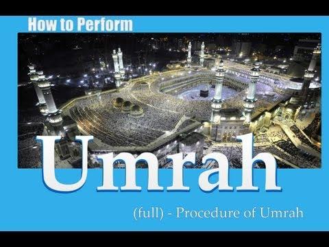 How to Perform Umrah