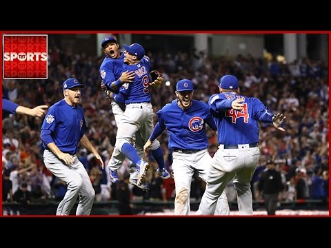 The Cubs Won the World Series! Draymond Green Trolls Cleveland With One Tweet