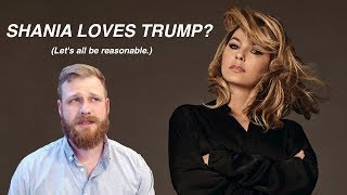 Download Lagu Shania Twain Would've Voted For Trump? Let's Talk About That. Gratis STAFABAND