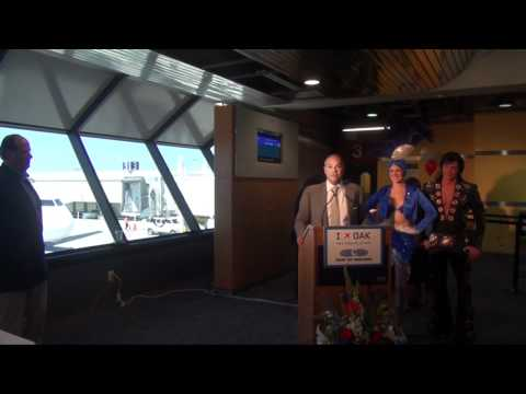 Spirit Airlines Inaugurates OAK-Las Vegas Service