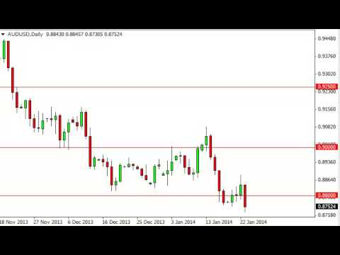 AUD/USD Technical Analysis for January 24, 2014 by FXEmpire.com