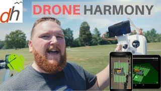 DJI Go App Android Alternative - Drone Harmony Flight Planner App