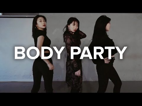 Body Party - Ciara  Jiyoung Youn Choreography