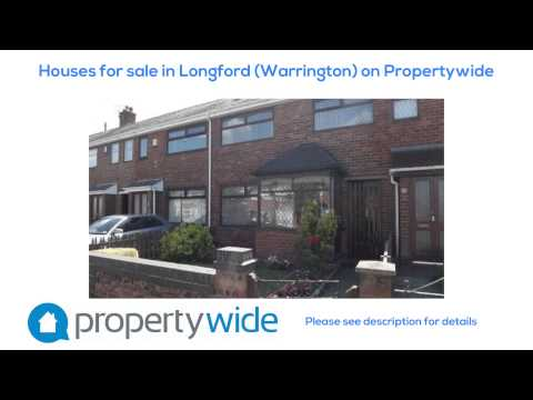 Houses for sale in Longford (Warrington) on Propertywide