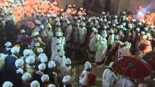 Christmas (Gena) at Lalibela