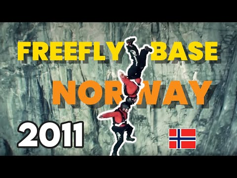 Soul Flyers - FreeFly BASE 2011