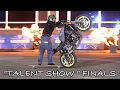 "STUNTER 13 - FINAL STAGE AT THE ""TALEN SHOW"" FEAT. MEG thumbnail"