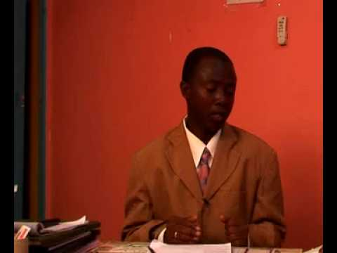 The Fight Against HIV AIDS in Senegal part 1