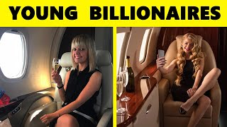Top 50 Young Billionaires In The World 2020 - Billionaire Lifestyles