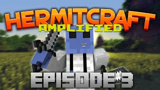 Hermitcraft: The Grand View! Ep. 3 (Hermitcraft Vanilla Amplified)
