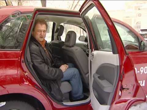 Chrysler PT Cruiser Test Drive Part II