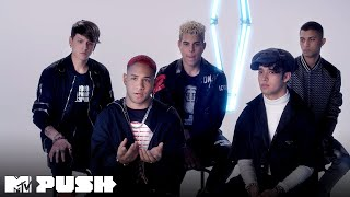 CNCO on the Inspiration Behind 'De Cero' | MTV Push
