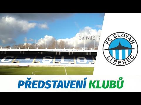 Kluby SL se představují - FC Slovan Liberec