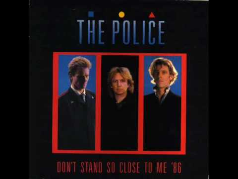 The Police - Don&#039;t Stand So Close To Me &#039;86 (Extended)