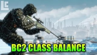 Bad Company 2 Class Balance (Bad Company 2 Gameplay/Commentary)
