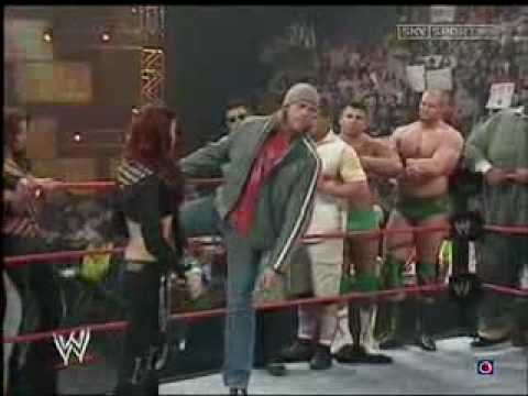 RAW superstars and Eric Bischoff part 2