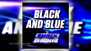 "WWE SmackDown Theme Song ""Black and Blue"" (HD)"