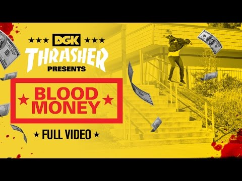 Dgk's blood Money Video video