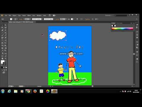 Essentials of the pen tool on adobe tv (versi Malaysia)