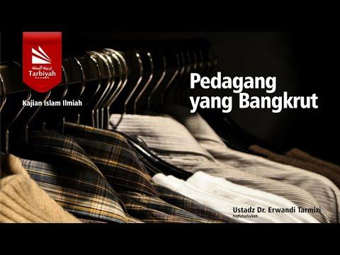 Talk Show; PEDAGANG YANG BANGKRUT | Ustadz DR. Erwandi Tarmizi, MA