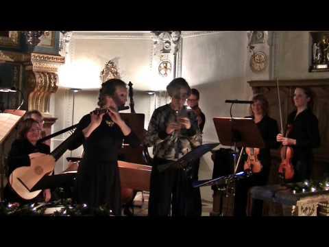 Carl Philipp Emanuel Bach - Alla Polaca (Behrend)