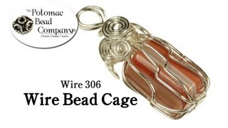Make a Wire Bead Cage