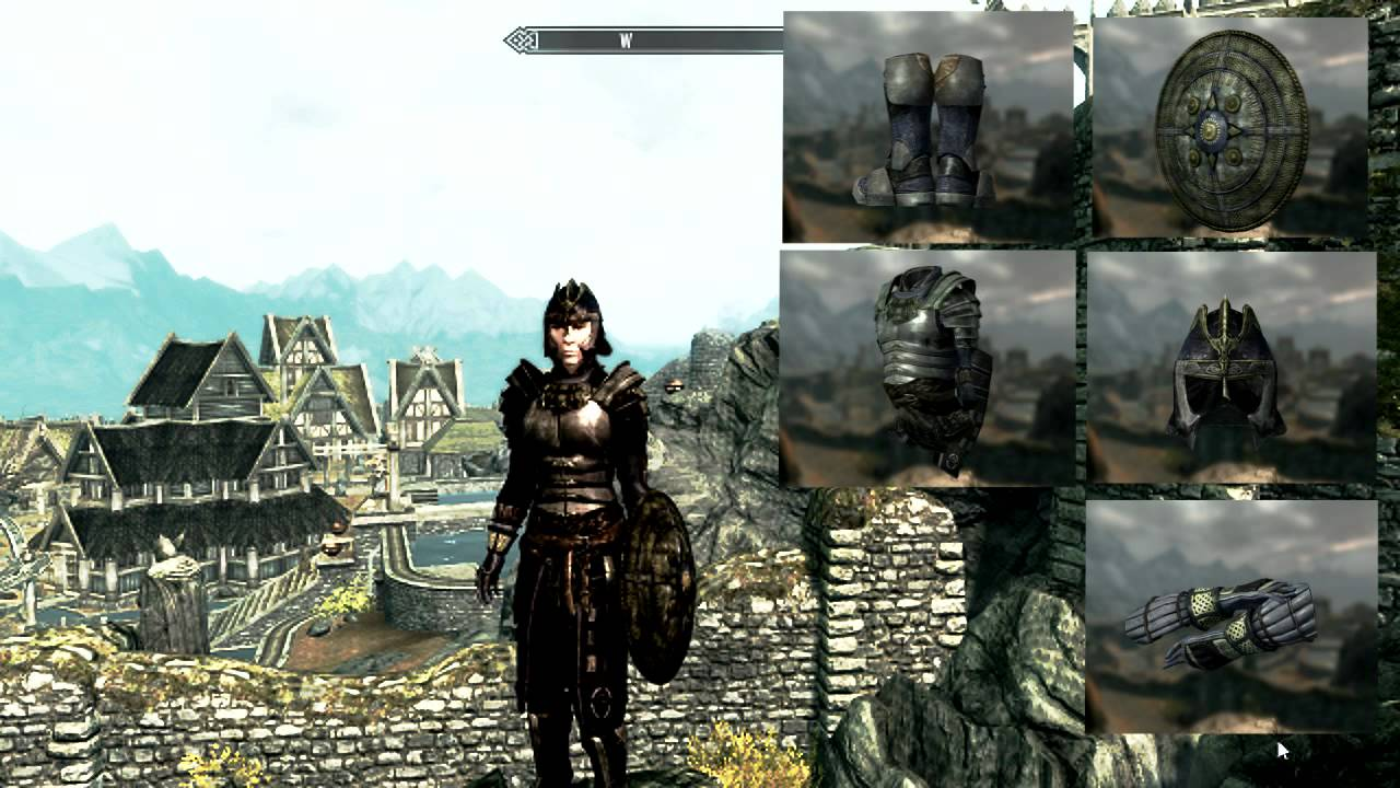 Blade Armor Skyrim Skyrim Armor's Blades Armor
