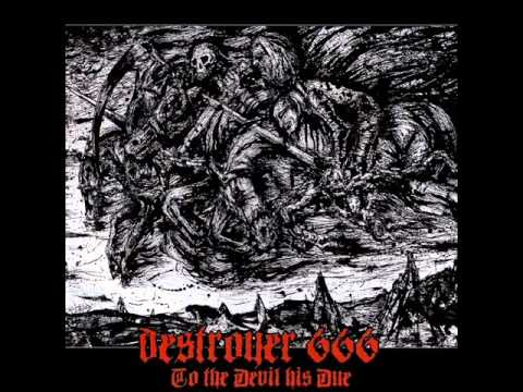 Destroyer 666 - Satanic Speed Metal