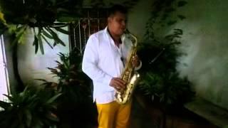 MAR SAX (MUJERES DIVINAS-Vicente Fernández)