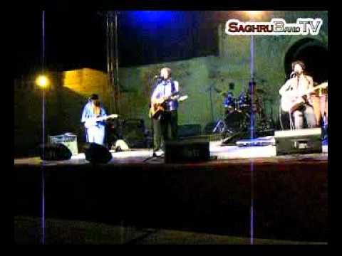 SAGHRU Band - U3li Sliman    Live From Fes