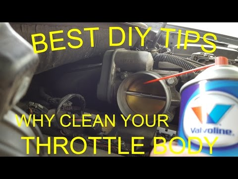 How To Fix a Low Idle   BEST CAR CARE TIP