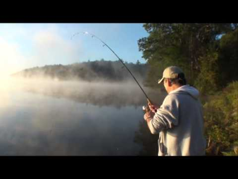 Saugatuck Reservoir ( crappie bass trout)