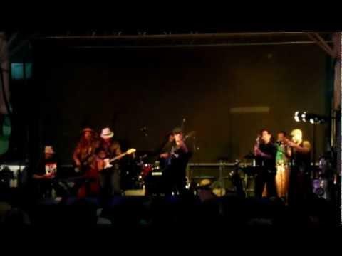 Dennis Coffey @ Long Beach Funk Festival Long Beach CA 8-18-12