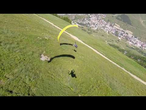 2 Alpes speedflying meeting 2018 - Preamble