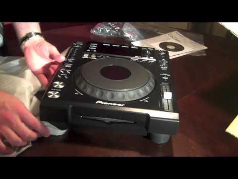 Pioneer CDJ 850k Black comparison