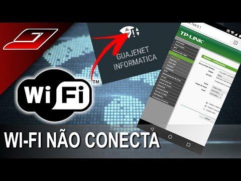 Wi-fi não conecta, não ativa ou não tem internet - Como resolver