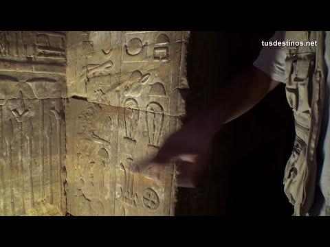 Electricidad / bombillas antiguo Egipto - Iluminación en construcciones egipcias - Light bulb Egypt