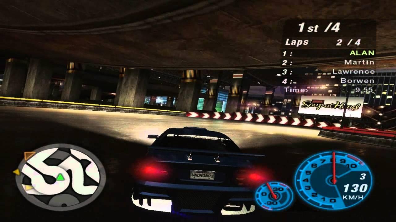 Recordando: Need For Speed: Underground 2