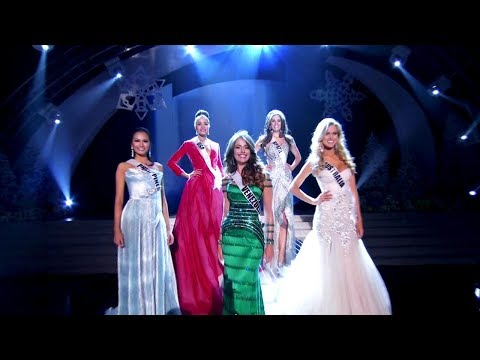 Miss universe 2012 top 5