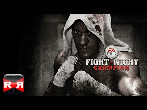 Fight Night Champion v1.01.43 (Widescreen Update) - iPhone 5s Gameplay