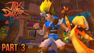 Jak and Daxter PS4 Collection 100% - Part 3 - (Jak and Daxter The Precursor Legacy Platinum Trophy)