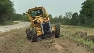 Motorgrader Operations pt 3