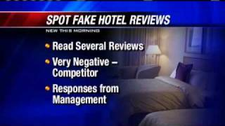 How To Spot Fake Hotel Reviews Online
