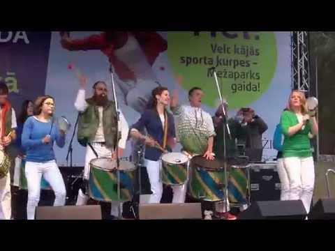 Samba de Riga - Mežaparks, Latvia