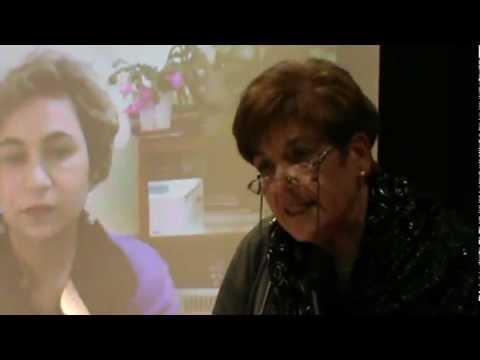 Maria Rita Pecorella. Le compagne di viaggio dicono la politica è bella. Trapani 21.1.2012