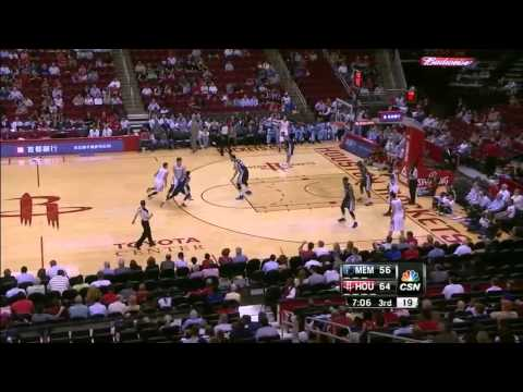 The Jeremy Lin Show Vs. Memphis Grizzlies (10/17/12)