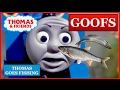 goofs found in thomas goes fishing all of the mistakes